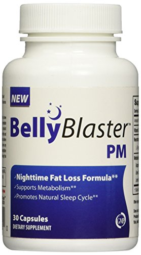Belly-Blaster-PM-Night-Time-Weight-Loss-Pill-Loss-Weight-While-You-Sleep-30-Capsules