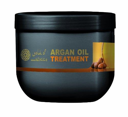 Gold Of Morocco Treatment 150 ml Intensive Pflege von trockenem und strapaziertem Haar mit Arganöl, Avocadoöl und Keratin