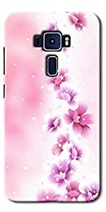 Asus Zenfone 3 ZE552KL Back Cover/Designer Back Cover For Asus Zenfone 3 ZE552KL
