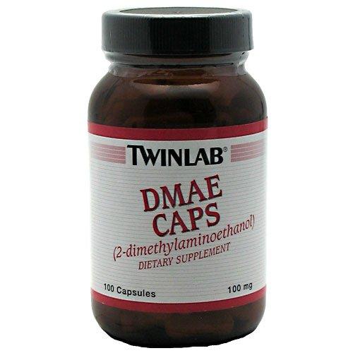 Twinlab - Dmae - 100 Capsules