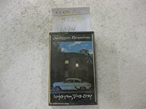 Late for the Sky [CASSETTE]