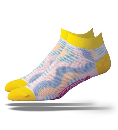 DeFeet Women's Speede Chantilly Lace Socks