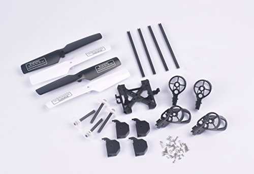 YouCute Spare Part Kit for UDI U818A U818A-1 Rc Quadcopter Drone