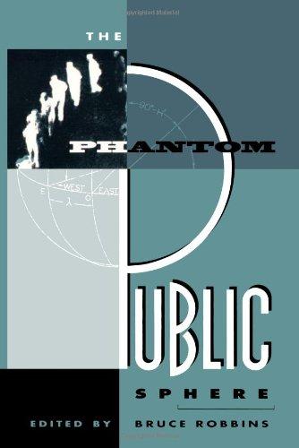 The Phantom Public Sphere (Studies in Classical Philology)