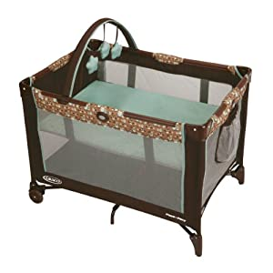 Graco Pack 'n Play On The Go Travel Playard, Little Hoot