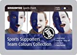 Sports Supporters Face Paints Supporters Tin Kit