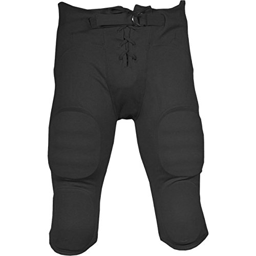 Sports Unlimited Double Knit Adult Integrated Football Pants (Adult Football Pants compare prices)