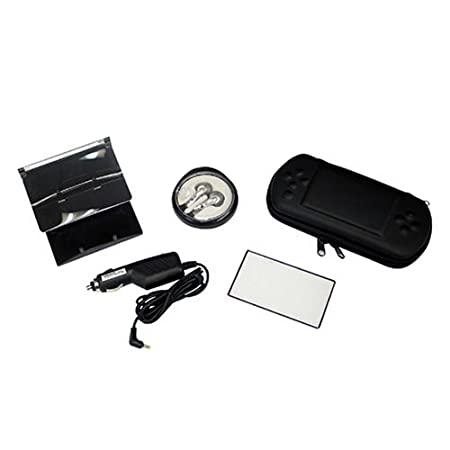 PSP 5 in 1 Accessory Starter Travel Kit