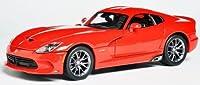 1/18scale マイスト MAISTO 2013 SRT Viper GTS ダッジ バイパー