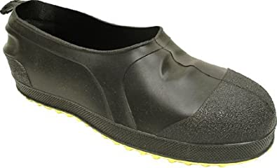 Tingley Unisex Steel Toe Overshoe,Black,Small / 6.5 - 8 D(M)