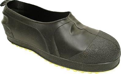 Tingley Rubber Men's Steel Toe WP Black Overshoe L