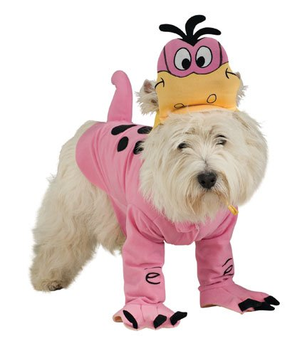 Rubies Costume Flintstone Dino Pet Costume, Medium - 1