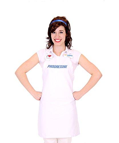 progressive-collection-flo-insurance-madchen-kostum-one-size