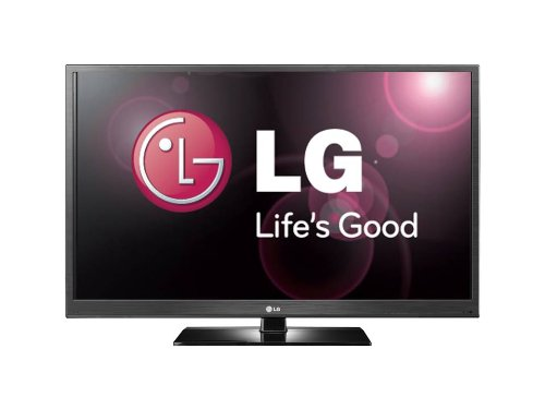 LG 42PW450T 42-inch Widescreen HD Ready 3D 600Hz Plasma TV with Freeview HD