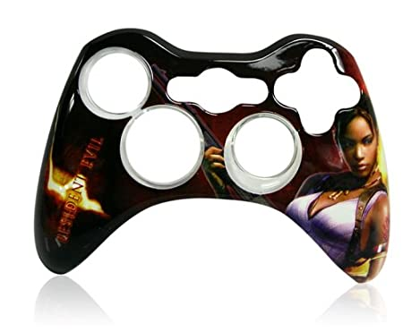 Xbox 360 Resident Evil Controller Faceplate