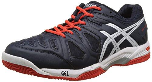 AsicsGel Game 5 Clay - zapatillas de tennis Hombre , Azul