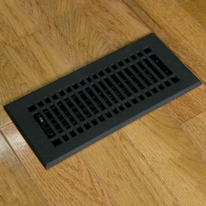 Floor registers cast iron floor register with louvers 4 for 10 x 12 floor grate