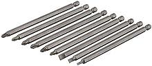 Comprar Silverline SB08 - Puntas extra largas, 9 pzas 150 mm