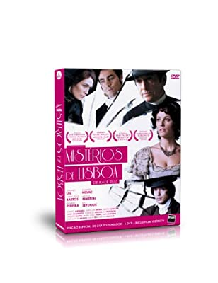 Digipack Box-Set 6 DVD - Mysteries of Lisbon (Mistérios de Lisboa) by Raúl Ruiz [REGION 2]