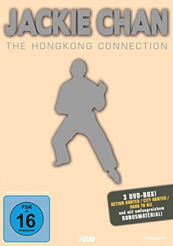 Jackie Chan - The Hongkong Connection Box [3 DVDs]