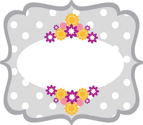 Creative Converting I Do Cake, Place Cards, Package of 50