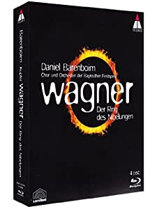 Der Ring Des Nibelungen - Widescreen [Blu-ray] [2013] by CLASSICAL