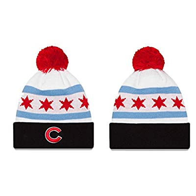 Chicago Cubs Adult City Factor Beanie - Royal