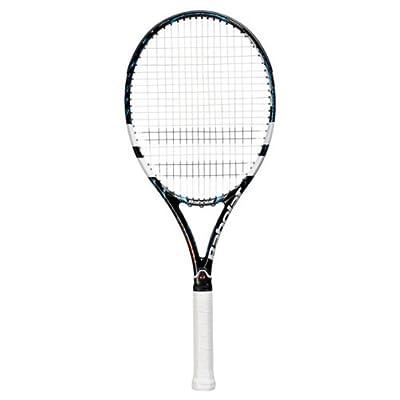 Babolat Pure Drive GT Unstrung Tennis Racquet, Grip 3 (Black/Blue)