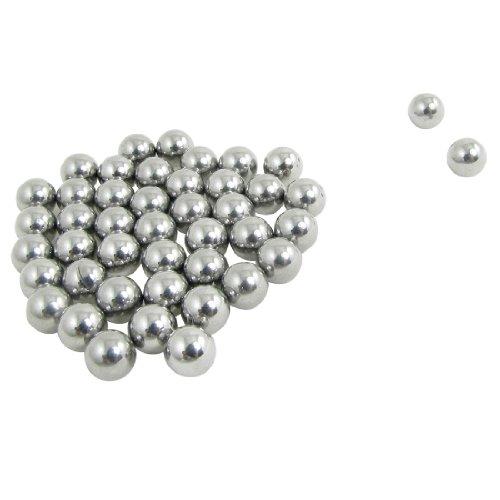 8Mm Diameter Bike Steel Bearing Parts Ball 44 Pcs front-496092