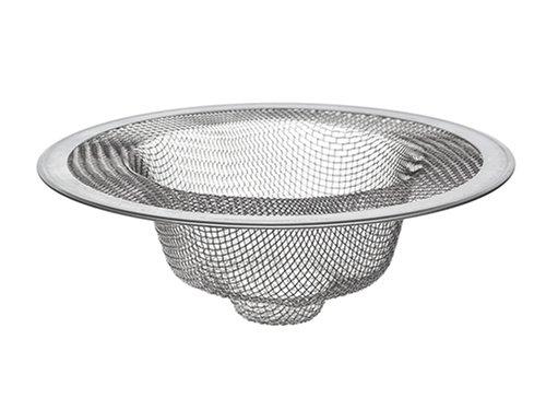 Danco 88822 4-1/2-Inch Kitchen Mesh Strainer, Stainless (Drain Strainer Kitchen Sink compare prices)