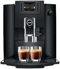 JURA E60 Piano Black AromaG3 Kaffeevollautomat Schwarz