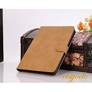 iPad miniケース カバー 高級 レトロ調 ブック型