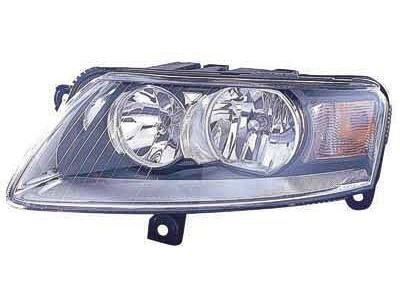 DRIVER SIDE HEADLIGHT Audi A6, Audi A6 Quattro HEAD LAMP ASSEMBLY; LH; HALOGEN; SEDAN/WAGON (Audi A6 2006 Headlight Assembly compare prices)