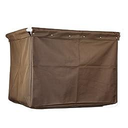 American Supply Full Replacement Laundry Hamper Truck Bag / Liner for Steele / Dandux Cart (24 Bushel 34\