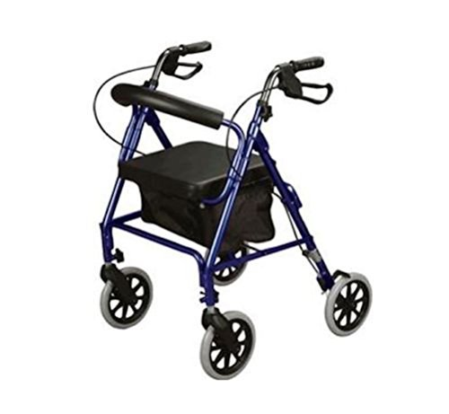 cardinal-health-rollator-rolling-walker-with-medical-curved-back-soft-seat-blue-by-cardinal