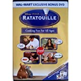 "Ratatouille Bonus DVD ""Cooking Fun for All Ages"""