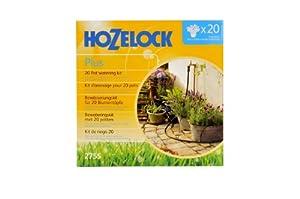 Hozelock 20 Pot Watering Kit Plus