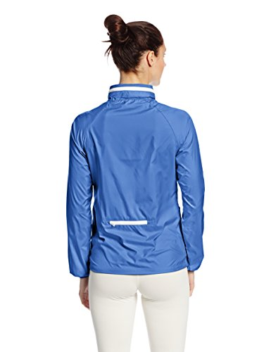 Charles River Apparel Women's Beachcomber Windbreaker Jacket, Cobalt, 3X-Large