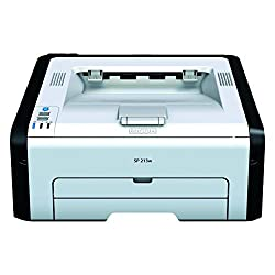 Ricoh SP213W Monochrome Laser Printer - White