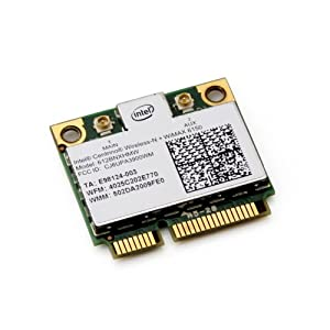 Intel Centrino Advanced-N Wimax 6150 Driver