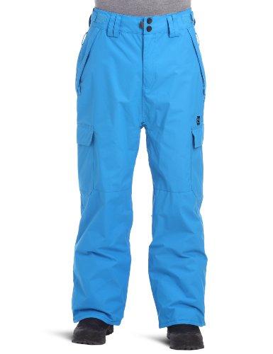 Rip Curl - The Focker Pant, pantaloni da snowboard uomo, Blu (Blu - Aster blue), XS