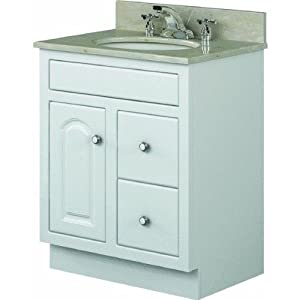 24x18 Wht Rta Vanity Sunnywood Prod Cw2418d Bathroom Vanities