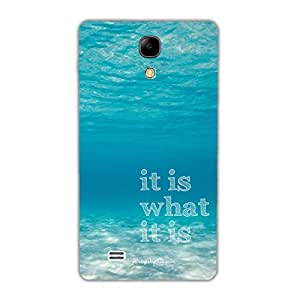 Designer Phone Covers - Samsung S4 Mini-it-is-what-it-is