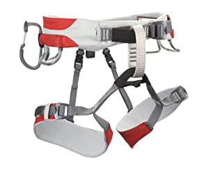 Black Diamond Xenos Climbing Harness - Fire Red X-Large