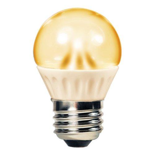 2.6 Watt - Led - S11 - Frosted - 2700K Warm White - 110 Lumens - 25 Watt Equal - E26 Base - 110-220 Volt - Dynasty 31029-27