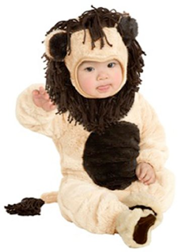 Halloween Resource Center Baby Lion Costume