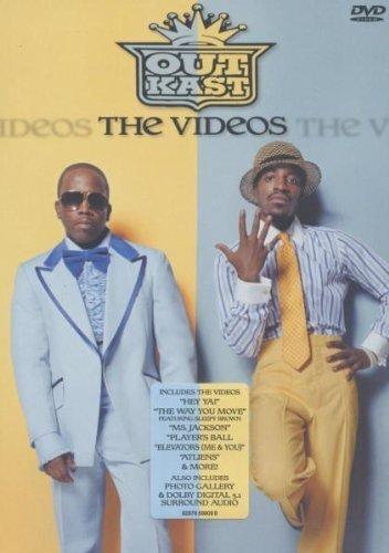 Outkast: The Videos [DVD] [2004] by Outkast