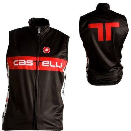 Buy Low Price Castelli Podium Collection – Bormio Vest – Men's (B004EAQOIE)