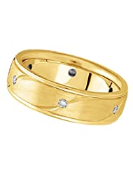 Kiara Men's Gents American Diamond Ring #KIR0124