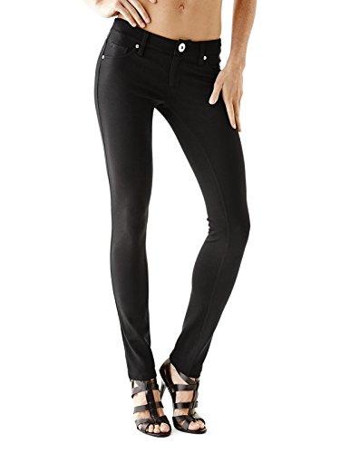 GUESS Women's Miri Ponte-Knit Skinny Pants (Ponte Knit Skinny Pants compare prices)